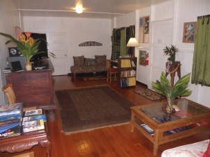 Living Room - Dream Come True on Lanai