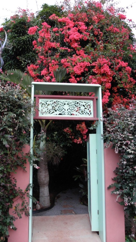 Entrance Dream Come True on Lanai