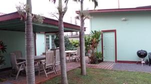 Garden Patio - Dream Come True on Lanai