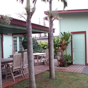 Garden Patio - Dream Come True on Lanai